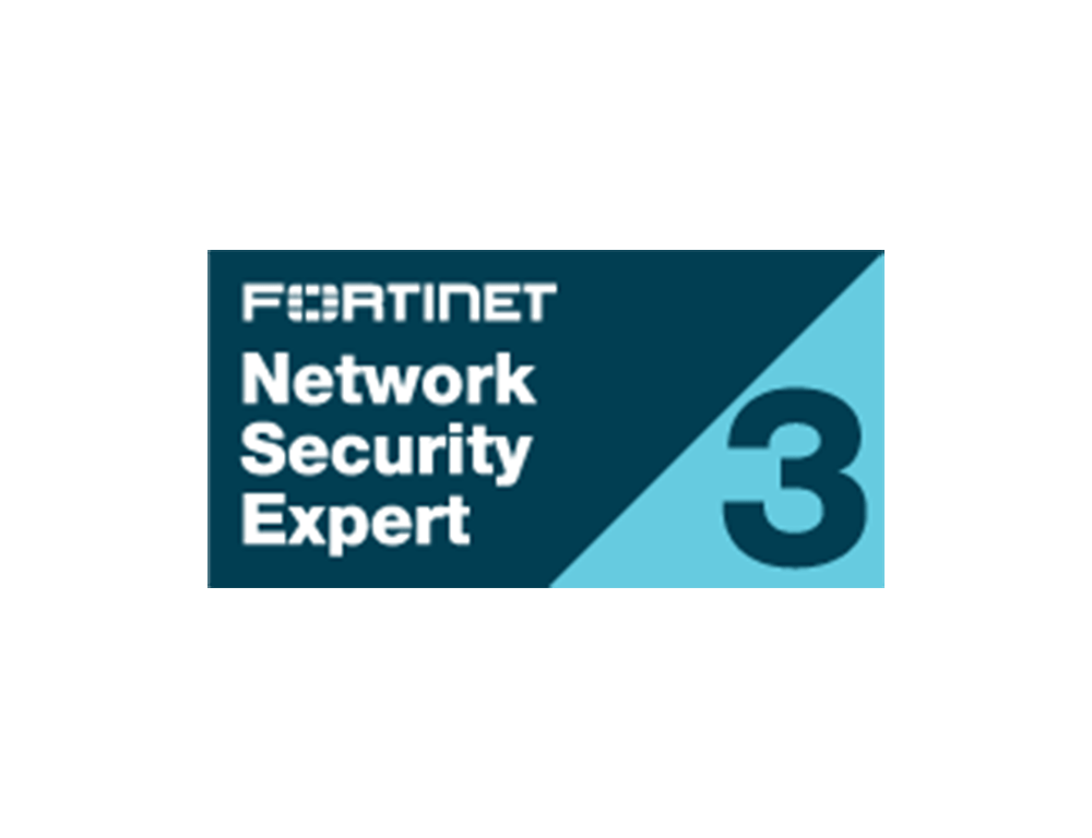 Fortinet 3