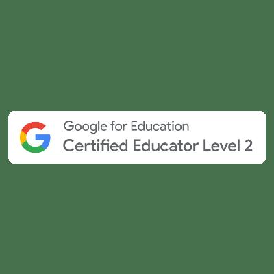 Google Educator Level 2